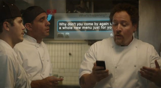 Do the Over-the-Top Twitter References In Chef Totally Ruin the Movie?