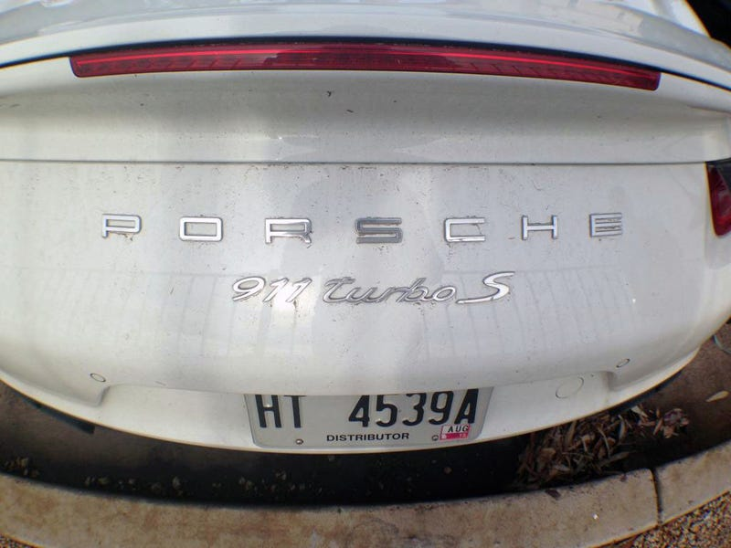 Two Porsche 918 Spyders Are In Arizona Right Now
