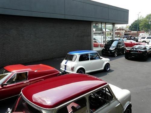 The Auto Europe Toy Box