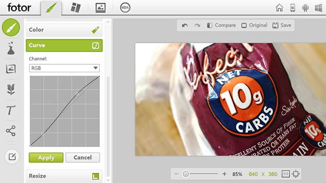 Fotor Makes Quick Work of Photo Editing Tasks Online