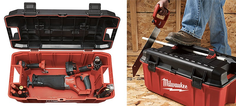 A Giant Toolbox That Doubles as a Portable Workbench