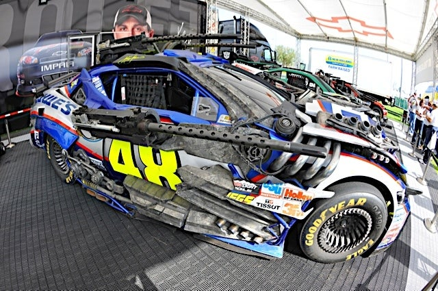 NASCAR Transformers: Photos