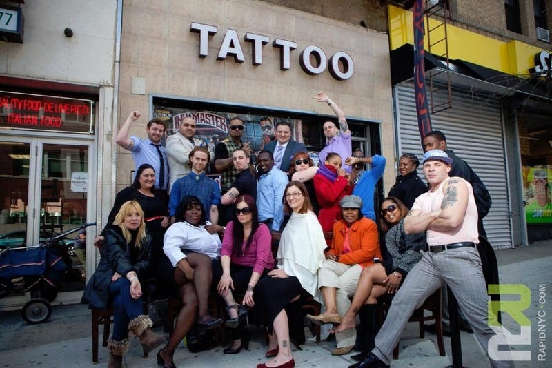 Employees Promised Raises in Exchange for Tattoo of Company Logo
