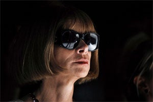 Anna Wintour Has Really Bad PMS Right Now