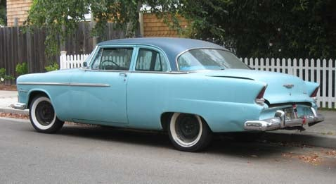 1955 Plymouth Savoy