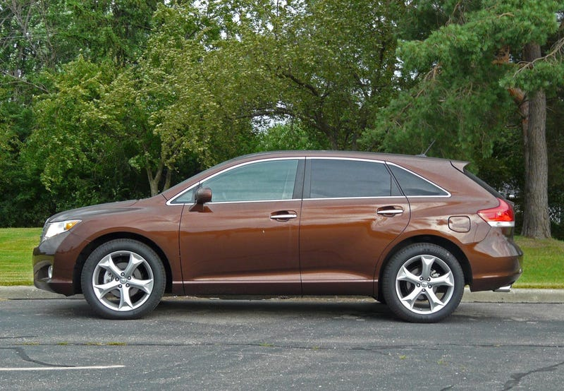 2009 Toyota Venza: Part One