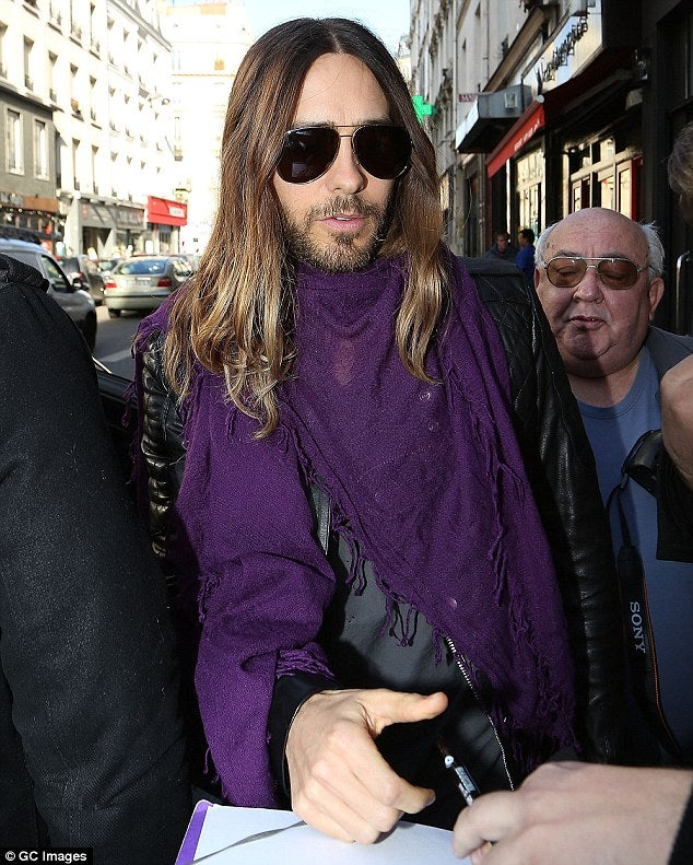 Jared Leto is a truther
