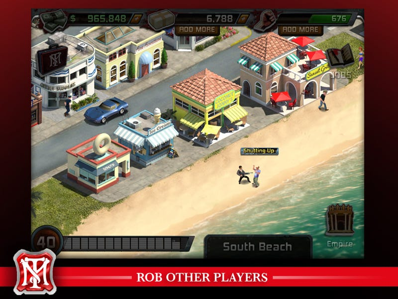 Say Hello to Your Little Friends — Scarface Mobile Goes Multiplayer