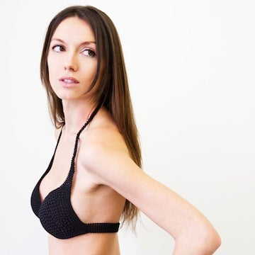 Bikinis Made from 3D-Printers Are Custom Fit for Each Woman's Curve