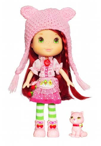Strawberry Shortcake Dresses Her Age. Kind Of.