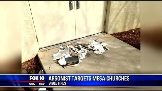 ​Arizona Police Investigating Bible Burnings as Hate Crimes