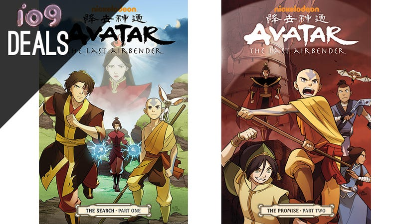 Newegg Gaming Blowout, Logitech G930 and G100s, Avatar Graphic Novels