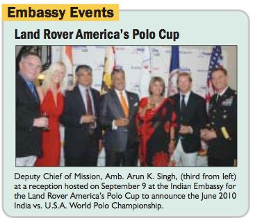 Did an Indian Diplomat Help the Salahis Crash the White House?