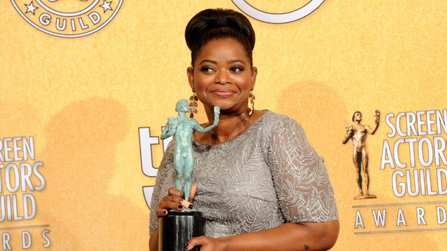 Octavia Spencer Fires Back Against the Media Who Won't Shut Up About Her Weight
