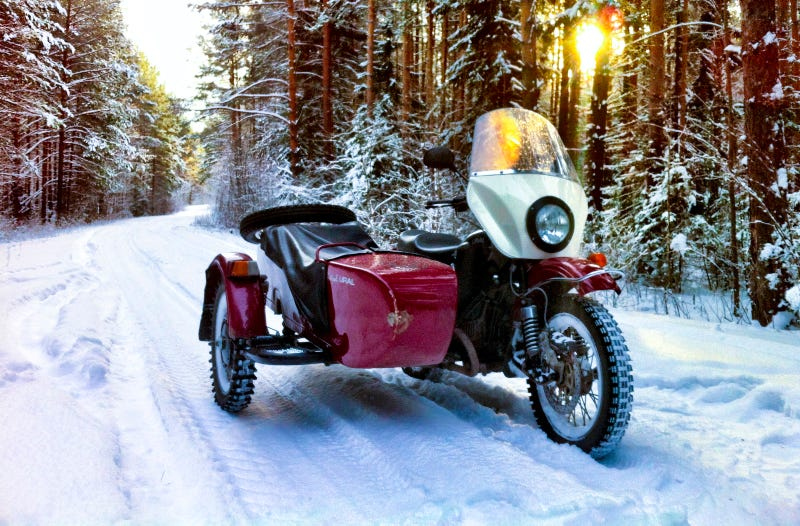 Ural in Siberia Photos