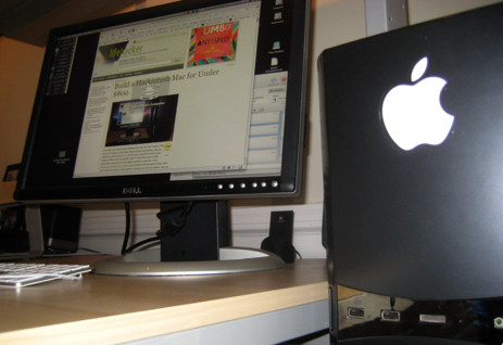 Hackintosh OS X 10.5.3 Update Released (Record Time?)