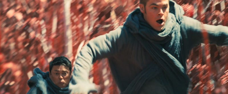 What will you learn from the first 9 minutes of Star Trek Into Darkness?