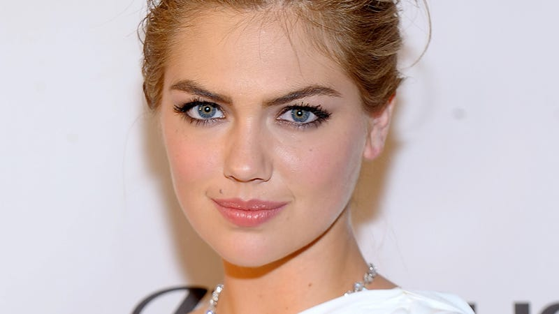 Victoria's Secret Finally Finds Kate Upton Worthy Of Its Tacky Bras