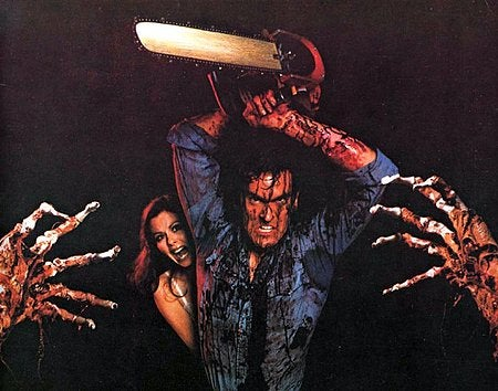 The Evil Dead remake may actually be awesome