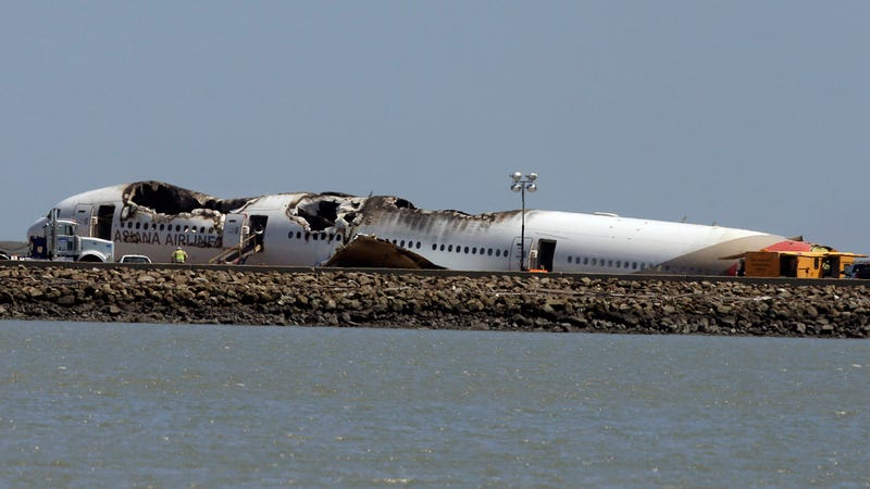 Officials Confirm Teen Hit By Fire Truck After Asiana Airlines Crash