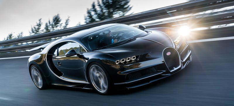 'Bugatti Chiron: This Is A Lot More Of It ' from the web at 'http://i.kinja-img.com/gawker-media/image/upload/s--IEXJWabl--/c_scale,fl_progressive,q_80,w_800/gahgpfi8z18jeakfdgbe.jpg'