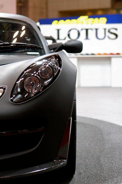 Lotus Exige Scura Dons Badass Little Black Dress