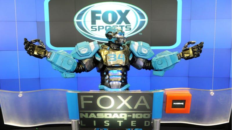 Killing SPEED Could Make Fox $1 Billion