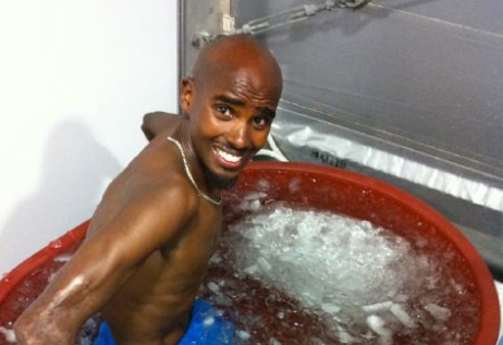 For Only $1000, You Too Can Own A Small Amount Of Water Mo Farah Probably Didn't Sit In