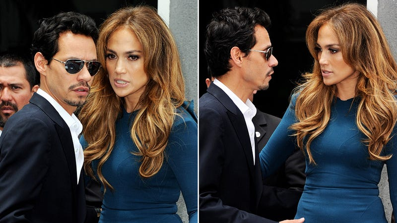 Jennifer Lopez and Marc Anthony to Divorce