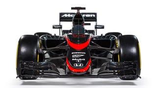 McLaren Dumps The Chrome For BadassNewRedAnd Black Livery