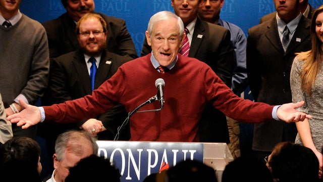 Ron Paul Aims to Keep Screwing With Romney