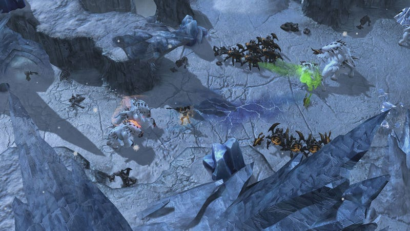 Hands On With StarCraft II: Heart of the Swarm's Campaign, Now With More RPG and Space Yetis