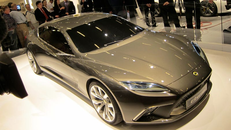 Lotus Won't Return To The Scene Of The Crime In Paris