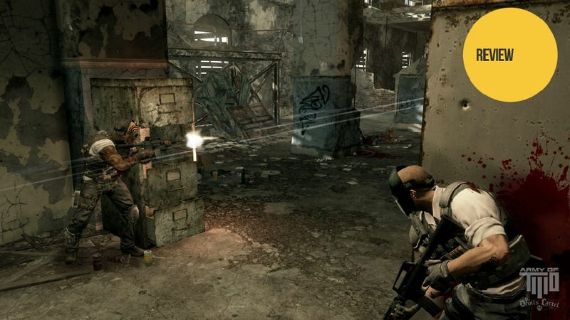 Army of Two: The Devil's Cartel: The Kotaku Review
