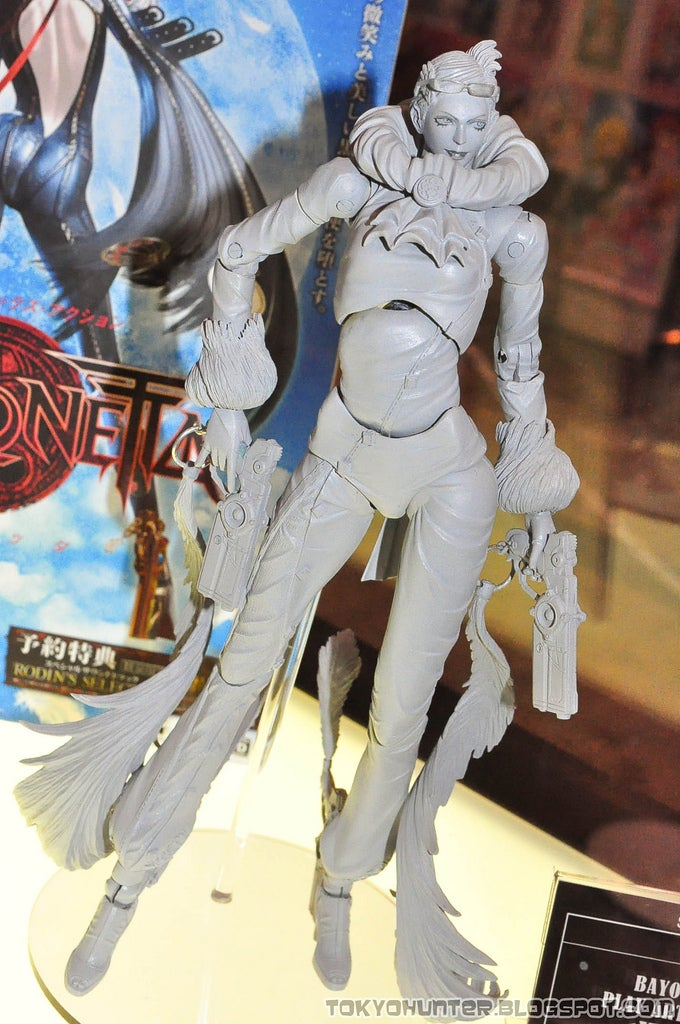 Bayonetta Figures Get The Figure Right