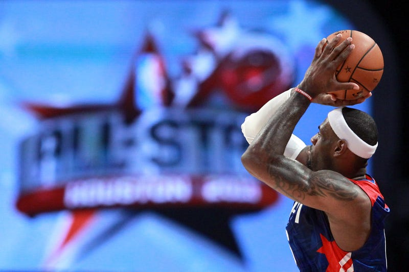Here Are The NBA All-Star Starting Lineups (Yep, Kobe Made It)