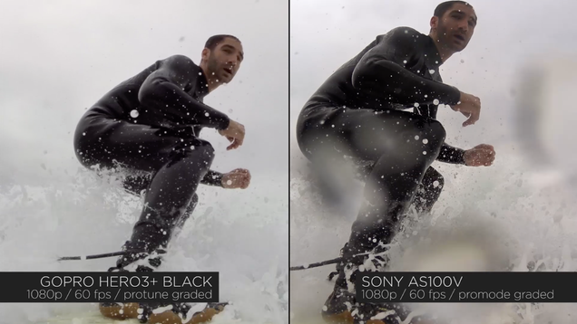 Sony Action Cam AS100V Review: GoPro Finally Has Some Competition