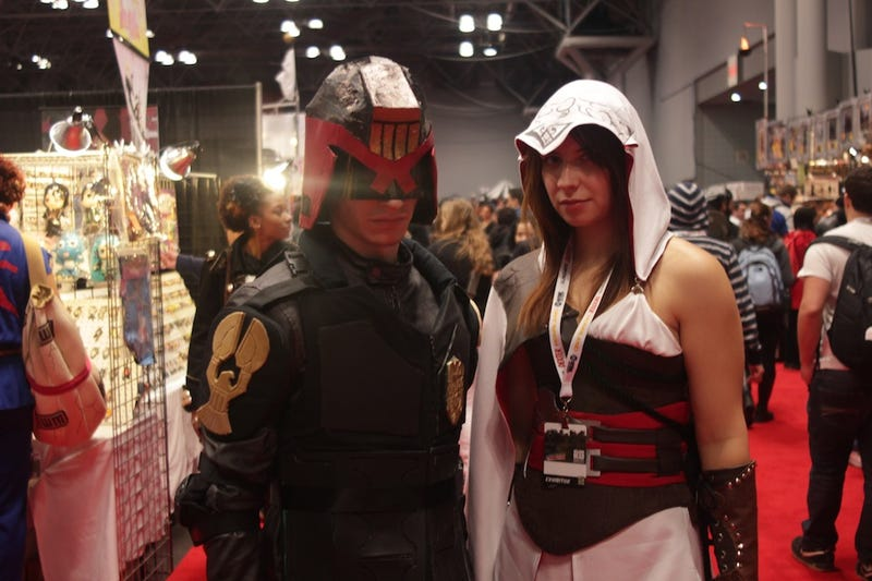 The Cosplay Of New York Comic-Con, Day One