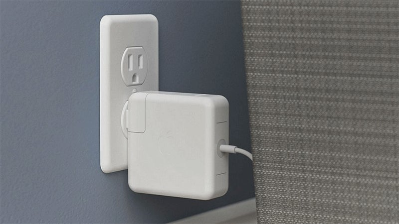 A Simple Angled Plug Just Fixed Everything Wrong With Apple's MacBook Power Adapter