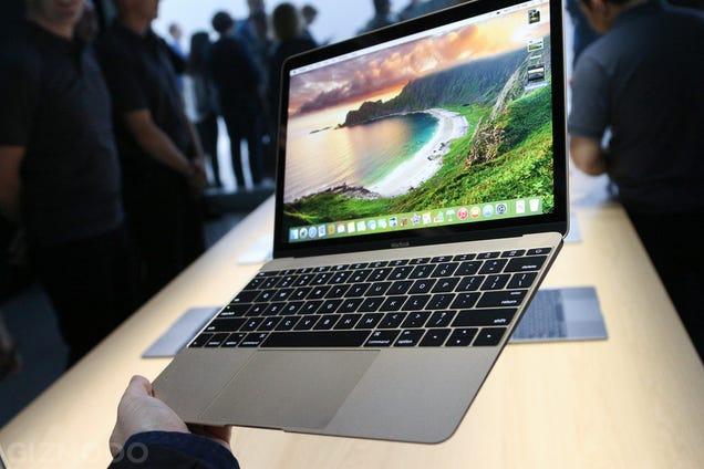 Nuevo MacBook: precioso y ligero, pero algo incómodo