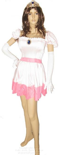 Do I Want To Go As Princess Peach For Halloween?