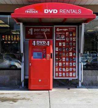 Redbox Tries to Take on Netflix by Expanding Beyond DVD Rental Kiosks