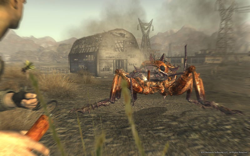 Fallout: New Vegas Updated, PC Bugs Squashed?