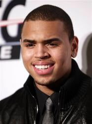 Chris Brown Charged for Beating Rihanna