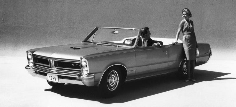 Don't Forget, The Pontiac GTO Also Turns 50 This Year