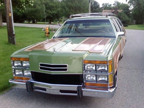 The Old Wagon Queen Family Truckster With A New Twist