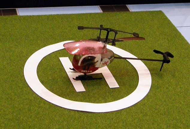 Next-Gen Tomy Heli-Q RC Helicopter Takes to the Skies Next Month