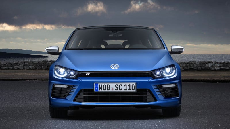 This Is The Most Powerful Volkswagen Scirocco Ever That We Don't Get