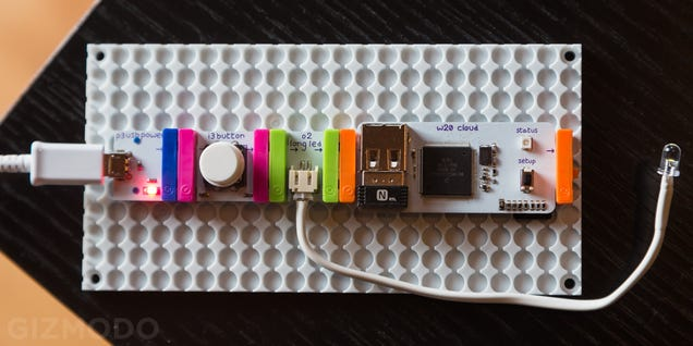 LittleBits Now Lets You Build Your Own DIY Smart Home
