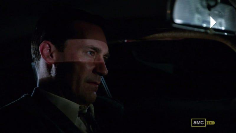 Don Draper Drunk Drives An XKE: The Jaguars Of Mad Men